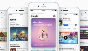 Apple räumt App-Store auf