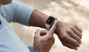 Apple Watch-Besitzer durch EKG gerettet