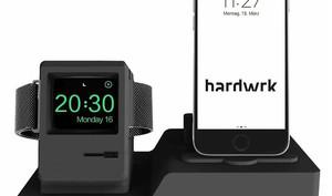 hardwrk Charging Stand im Macintosh-Design zum Einführungspreis