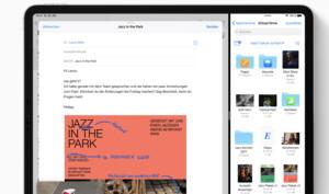 So nehmen Sie Screenshots am iPad Pro auf