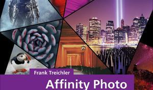 Fachbücher-Vorschläge aus der Redaktion: Affinity Photo und mehr
