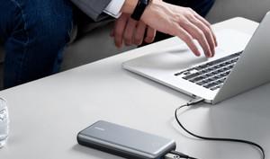 Akku für MacBook ist auch ein USB-C-Hub