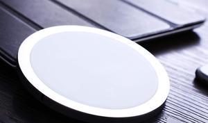 hardwrk Wireless Charger Single: Qi-Lader aus Aluminium jetzt 20% reduziert