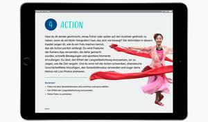 """Apples Schülerprogramm """"Jeder kann kreativ sein"""" jetzt auch auf Deutsch"""