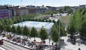 Bau des Stockholmer Apple Stores gescheitert