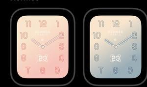 Apple Watch mit neuen Hermès-Zifferblättern unter watchOS 5.2