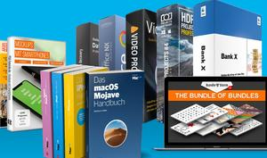 Für Apple-Fans: Software und Fachbücher im Wert von 538,63 Euro gratis!