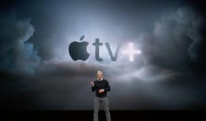 """It's show time"": Apple kündigt Videostreamingdienst ""Apple TV+"" an"