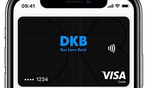 DKB unterstützt Apple Pay