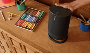 Sonos Move: Erste Bilder zum Bluetooth-Lautsprecher aufgetaucht
