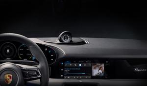 Porsche Taycan bekommt Apple Music und Datenflatrate