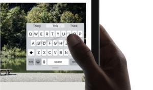 iPadOS 13: So aktivieren Sie die schwebende Tastatur am iPad