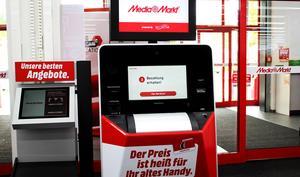 Für die Umwelt: Mediamarkt nimmt Smartphones am Automaten zurück