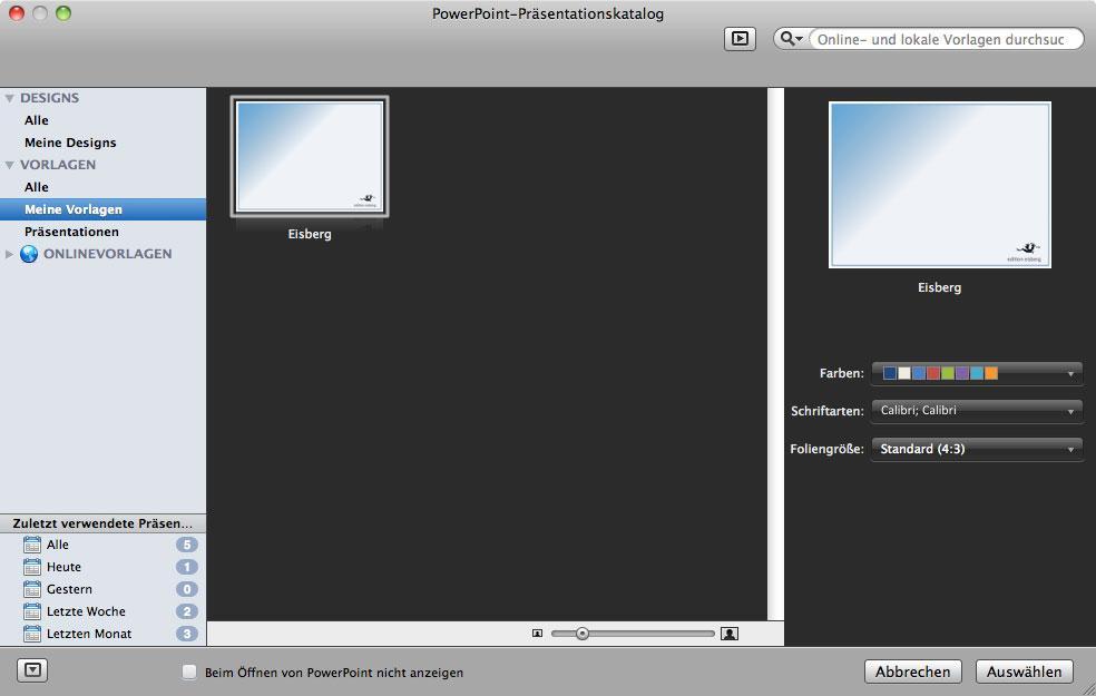 PowerPoint: Eigene Präsentationsvorlagen erstellen | Mac Life