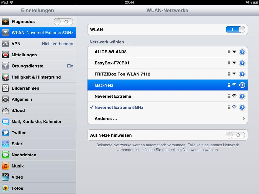 Internet-Sharing: So wird der Mac zum WLAN-Router | Mac Life
