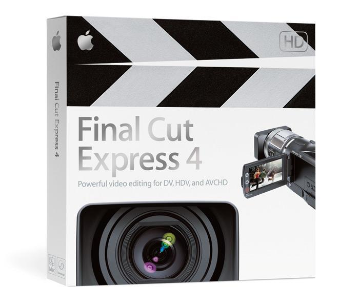 final cut express 4 free download