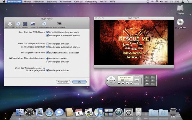 Mac Os X Der Apple Dvd Player Mac Life