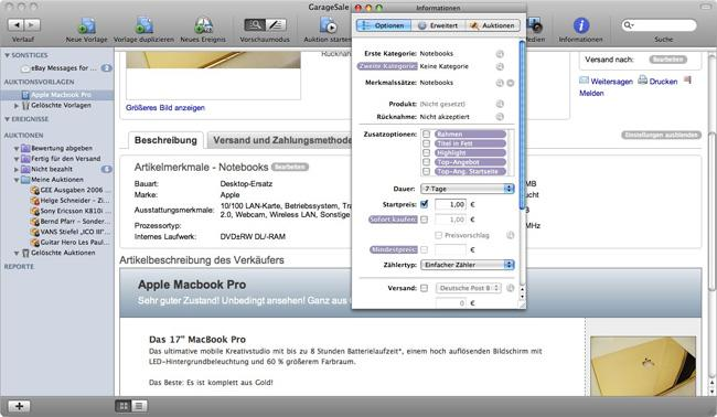 Ebay Tools Für Den Mac Mac Life