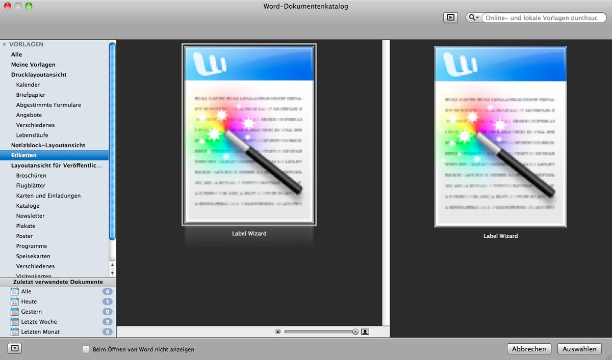 Ausprobiert Erste Erfahrungen Mit Microsoft Office 2011 Für Mac
