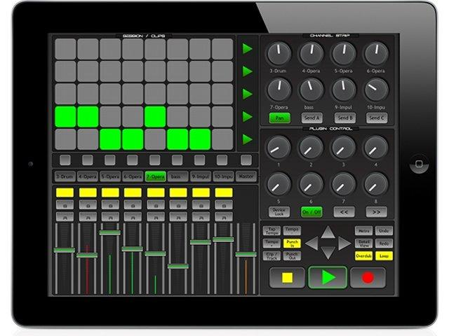 ableton live mit liveremote via ipad steuern mac life. Black Bedroom Furniture Sets. Home Design Ideas