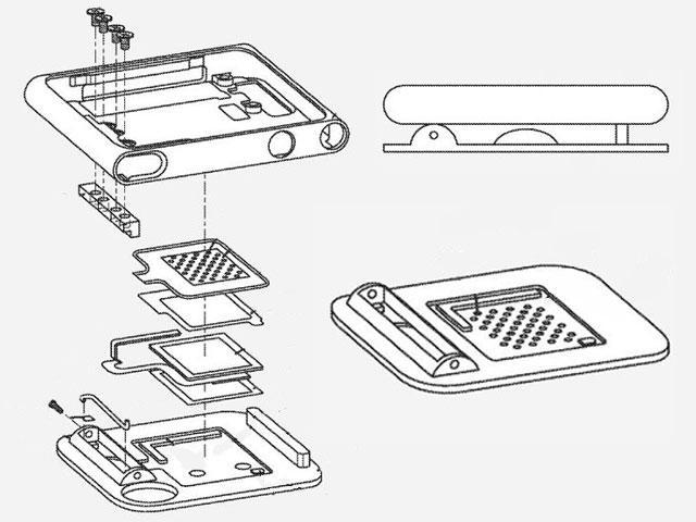 Patentantrag: iPod nano und iPod shuffle demnächst mit