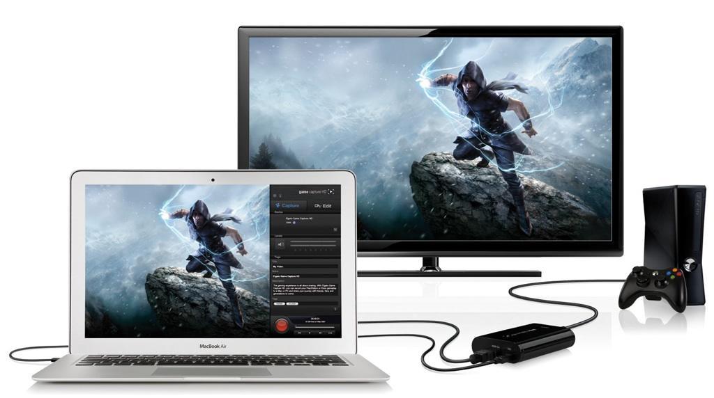 Test Elgato Game Capture Hd Die Software Die Praxis Mac Life