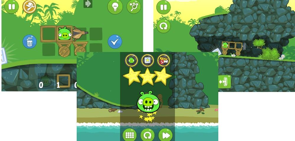 neues angry birds spiel