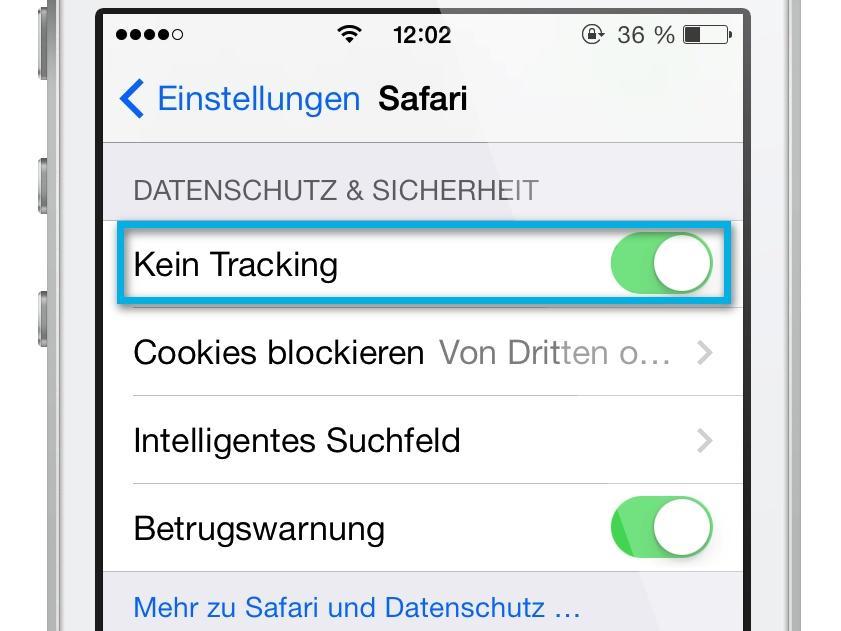 cookies bei iphone aktivieren