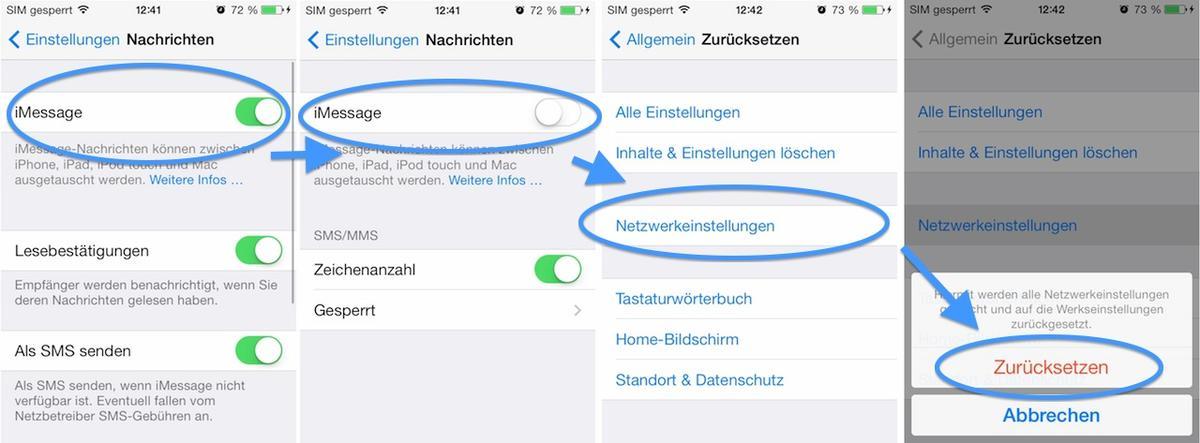 Blockiert sms dass wurde woran man merkt man WhatsApp Blockierung: