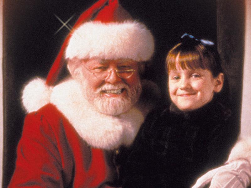 Weihnachtsfilme Großer dicker Papa dick