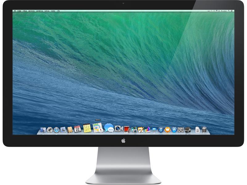 Der Platzhirsch Für Mac User Ist Natürlich Das 27 Zoll Thunderbolt Display  U2013 Nicht Nur, Weil Es Hervorragende Technische Leistungen Bietet, U2026