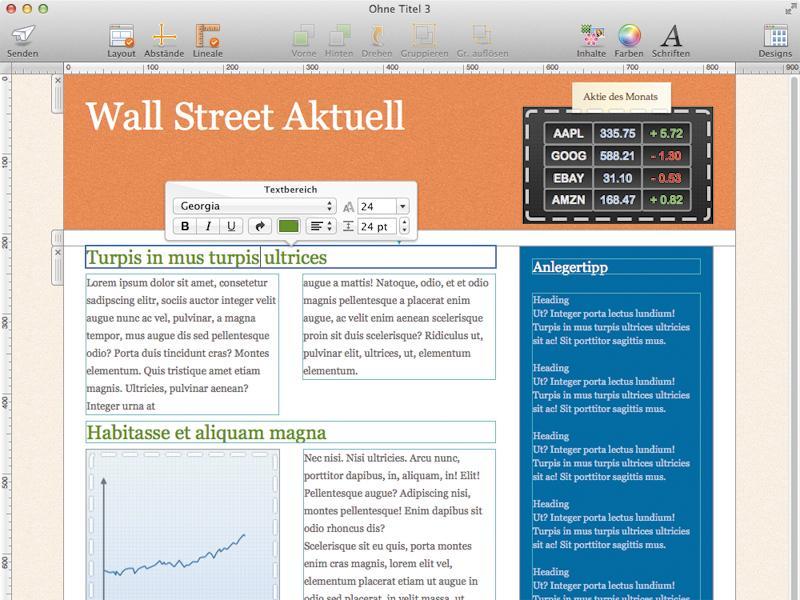 So geht\'s: Newsletter am Mac erstellen | Mac Life