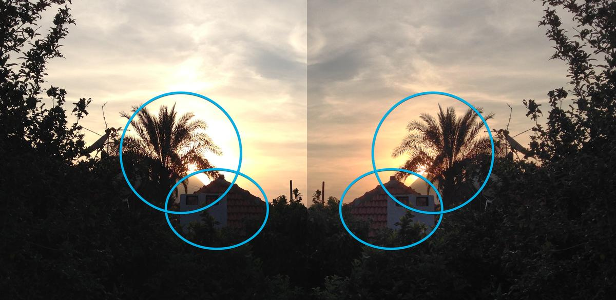 Fotos Mit Dem Iphone So Funktioniert Der Hdr Modus Mac Life