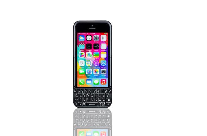 Iphone Entfernungsmesser Iphone : Die physische iphone tastatur typo ist zurück mac life
