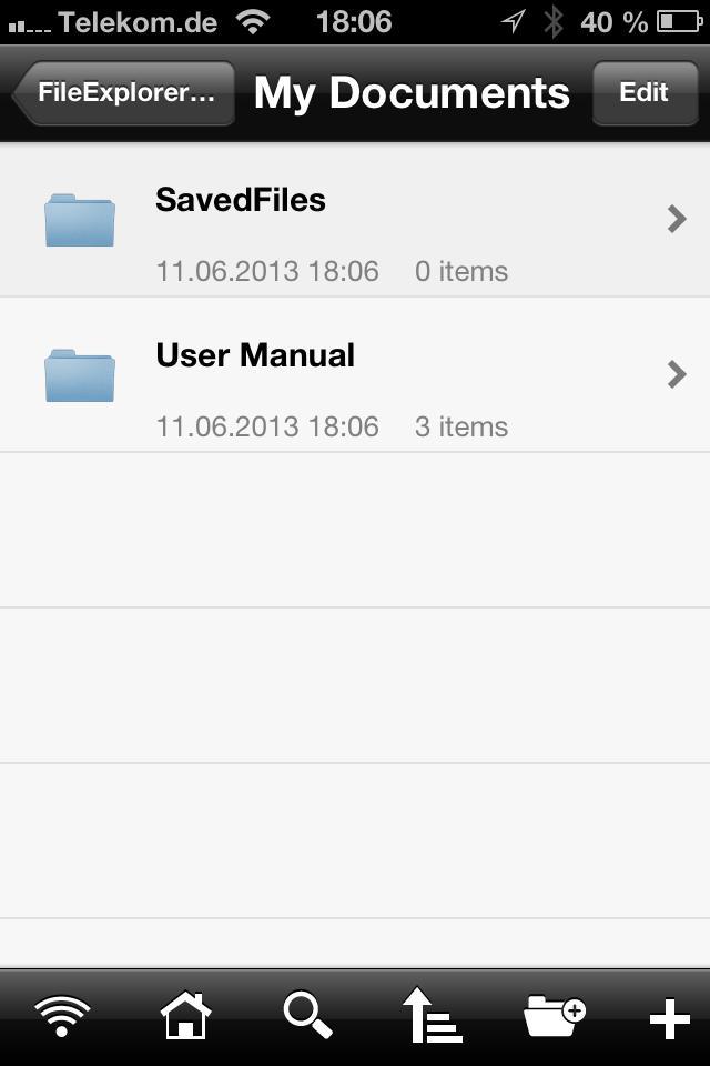 FileExplorer Free - App - Test | Mac Life