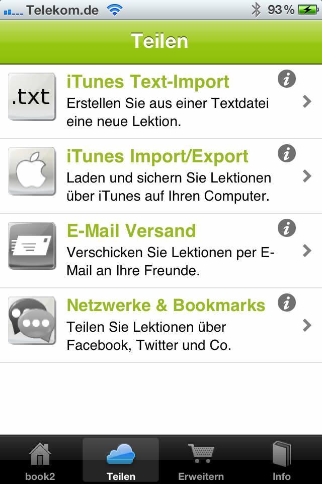Sprachen Lernen App Test