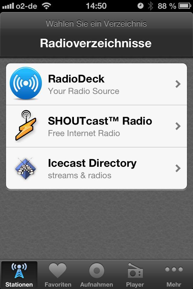Internet Radio Box - App - Test | Mac Life