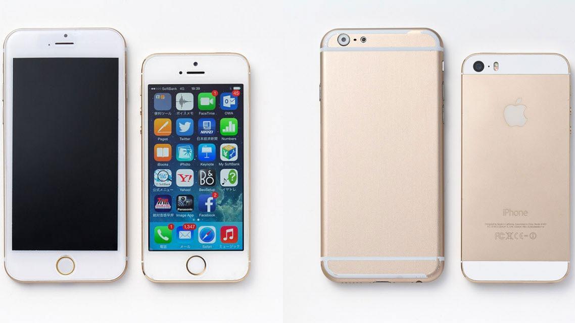 iphone 6 apple bringt mehr als doppelt so viele 4 7 zoll wie 5 5 zoll modelle mac life. Black Bedroom Furniture Sets. Home Design Ideas