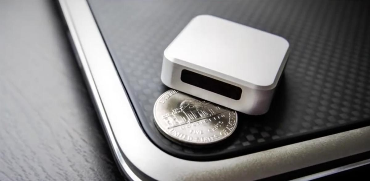 infrarot fernbedienung mit bluetooth steuerung bers iphone mac life. Black Bedroom Furniture Sets. Home Design Ideas