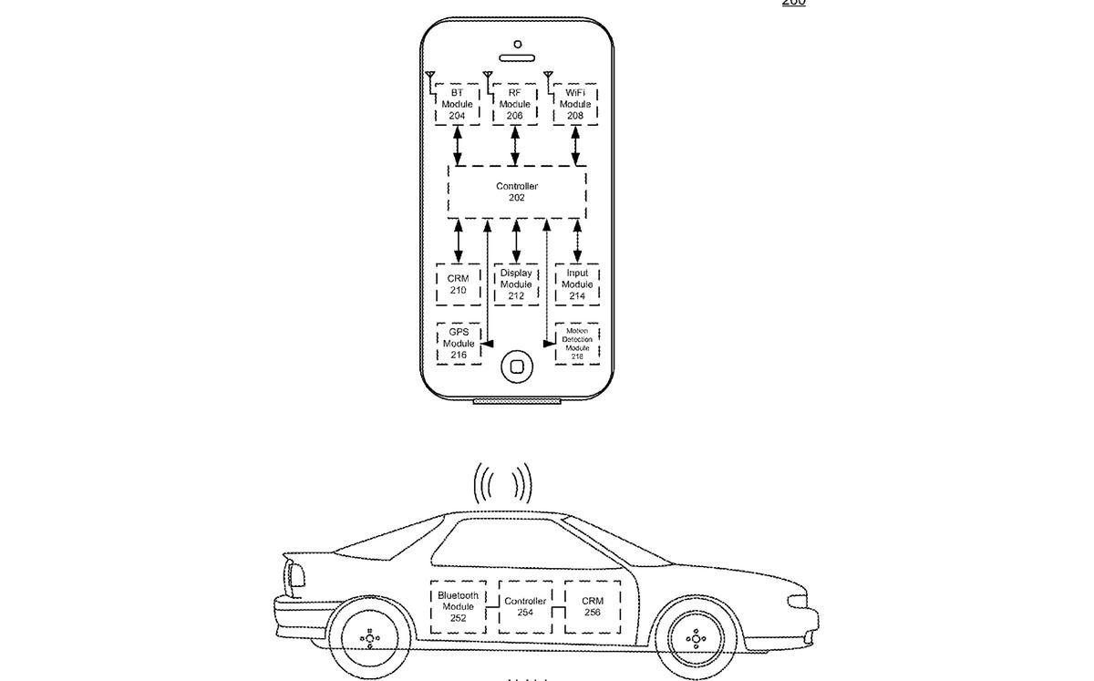 geparktes auto mit iphone ohne gps wiederfinden mac life. Black Bedroom Furniture Sets. Home Design Ideas