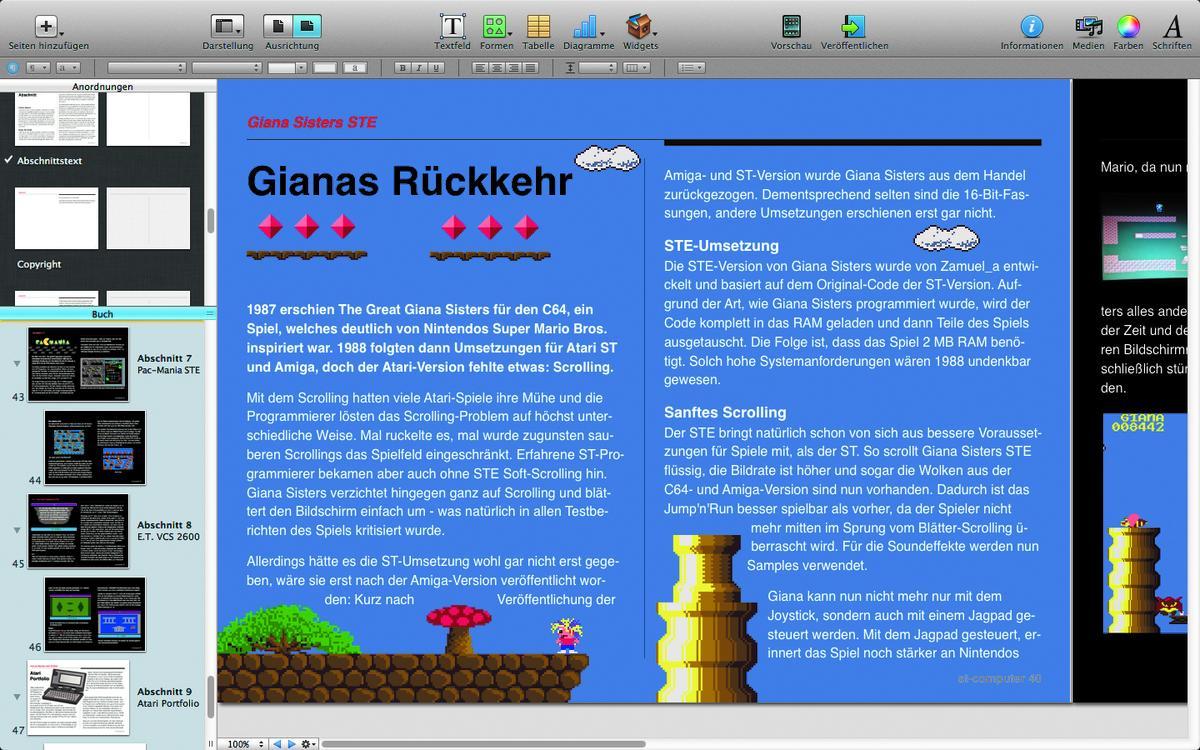 Apples iBooks Author: eBooks im Eigenbau | Mac Life