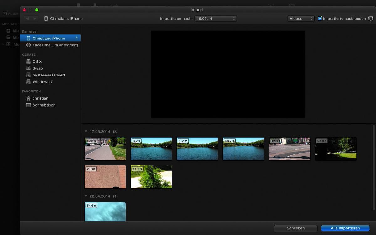 Filmschnitt mit iMovie: Diese Tipps und Tricks führen zum ...