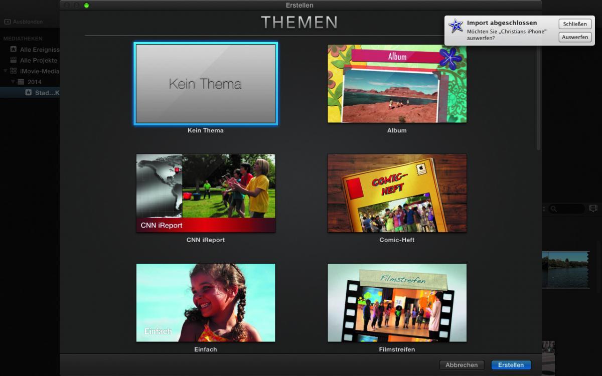 Filmschnitt mit iMovie: Diese Tipps und Tricks führen zum perfekten ...