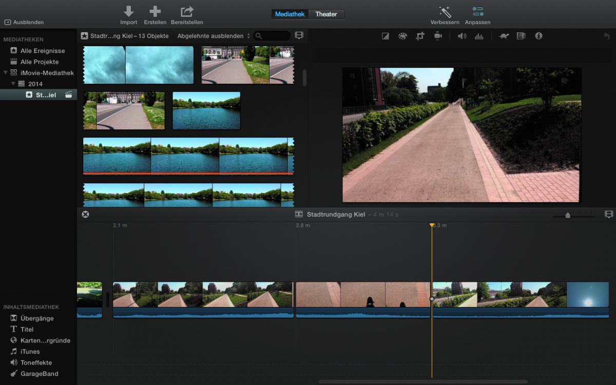 7f487aec5e5cb Filmschnitt mit iMovie  Diese Tipps und Tricks führen zum perfekten ...