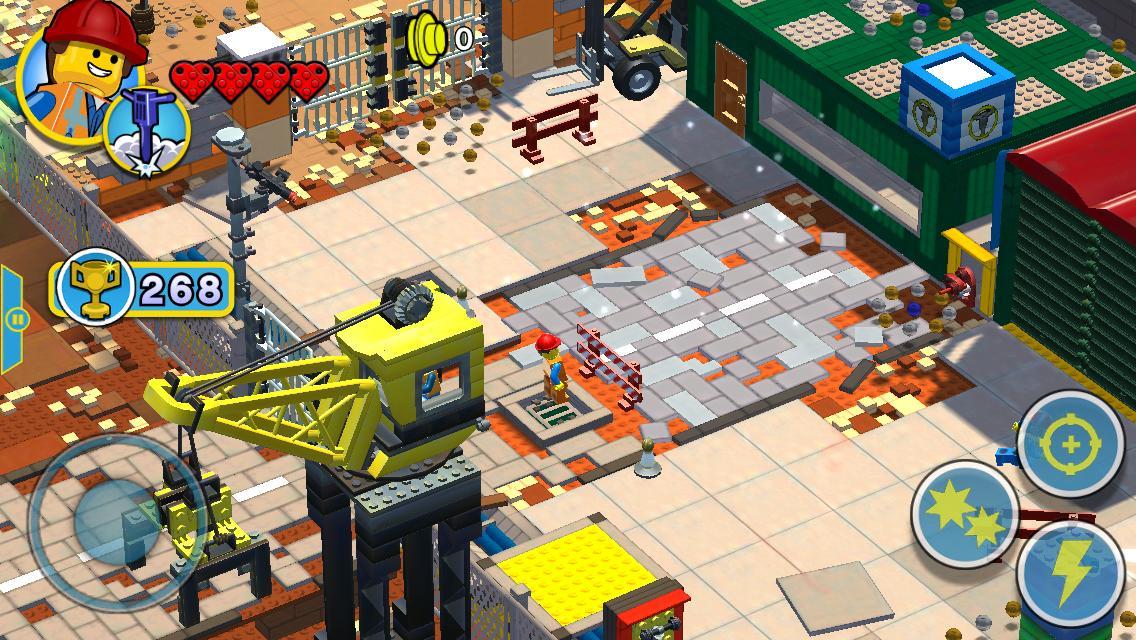 Ios Apps Der Woche The Lego Movie Video Game Skywar Scan Me