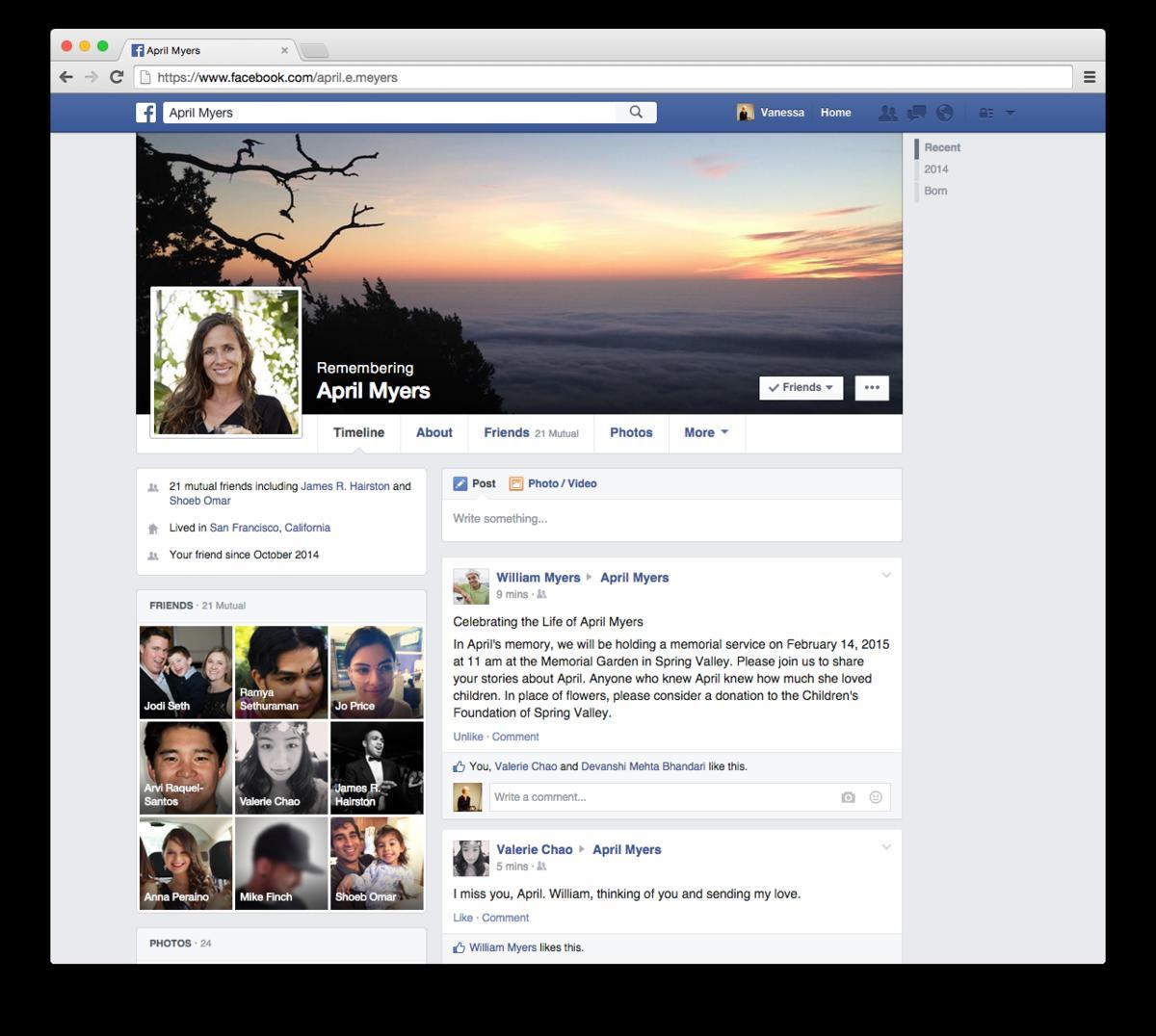 Neue Facebook-Funktion: Facebook vereinfacht die Pflege