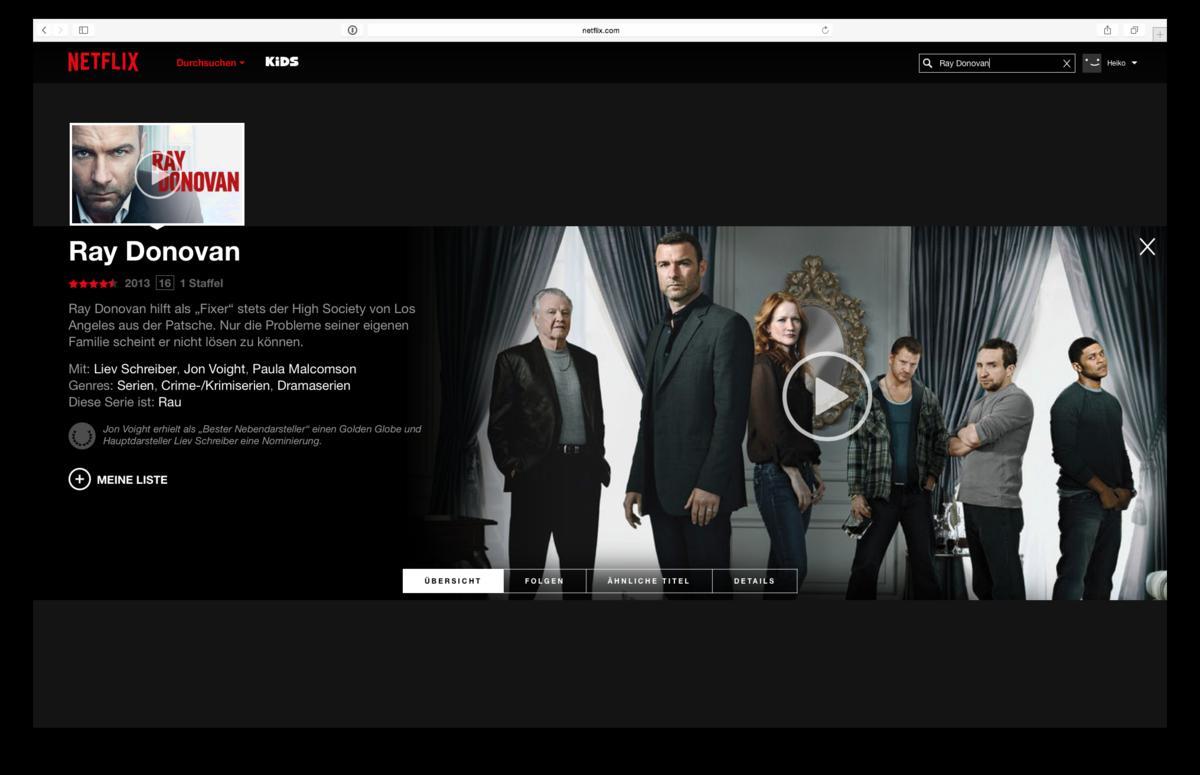 Serientipps Netflix