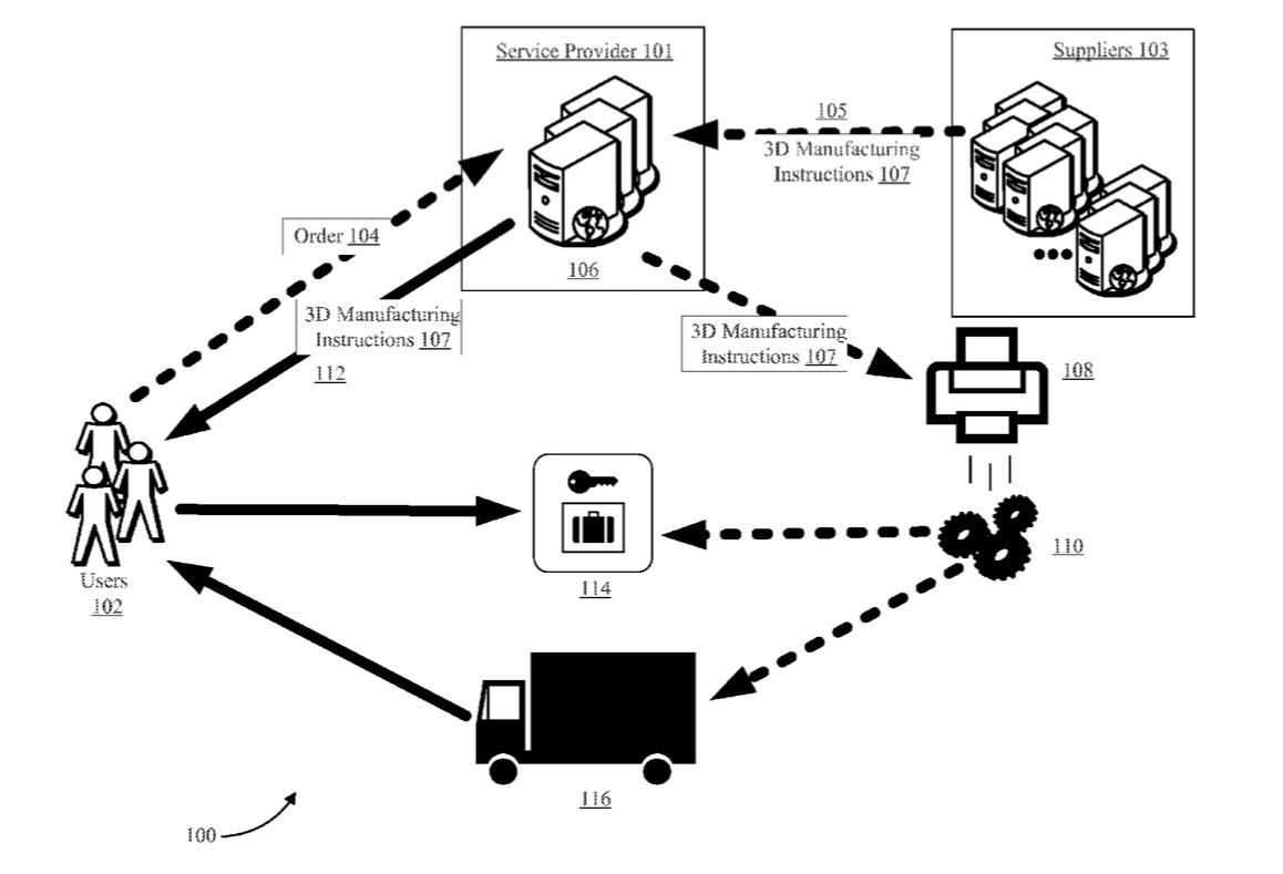Amazon: Ware wird auf dem Weg zum Kunden im Lieferwagen