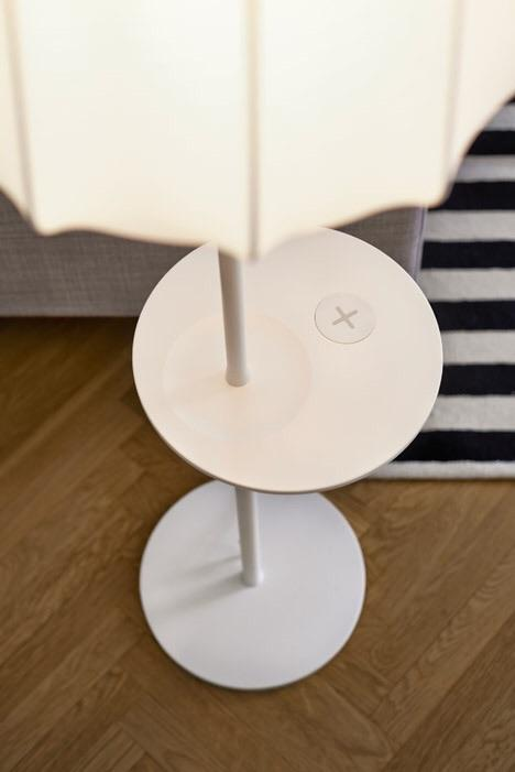 Ikea Baut Mobel Mit Qi Wireless Charging Mac Life