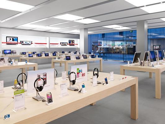 das verkaufsgeheimnis hinter den apple stores so bringt apple die besucher zum geldausgeben. Black Bedroom Furniture Sets. Home Design Ideas
